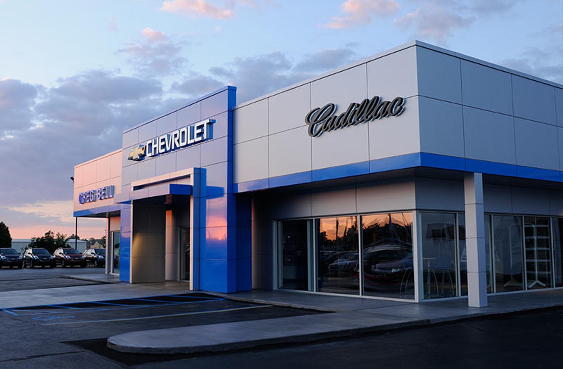 Greg Bell Chevrolet: Corporate